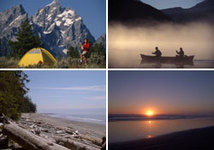 Naikoon � Agate Beach and Misty Meadows