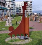 Sidney Seaside Sculpture Walk