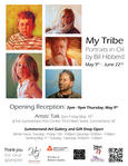 My Tribe & Inspired by Nature - Gallery show