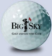 Guys Big Sky Golf Getaway