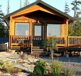 Beautiful Luxury Cabins #1 and #3