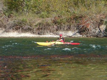 3 night wilderness adventure paddling canoe/kayak