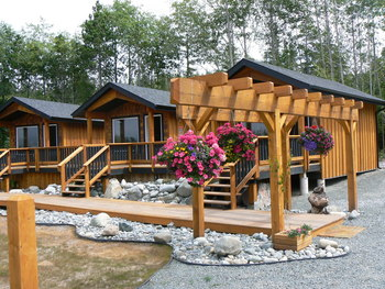 Beautiful Luxury Cabins #4, #5, #6