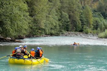 Cheakamus River Adventure