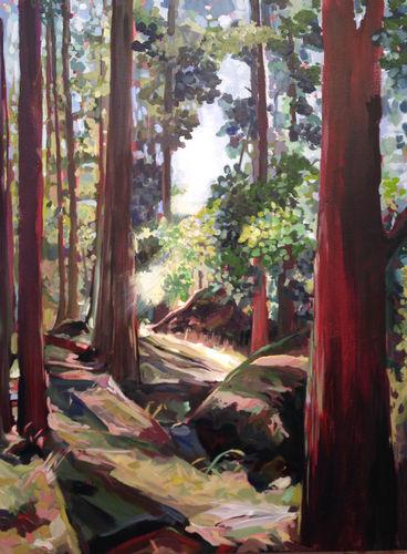 Lori Goldberg: artist/educator, Lori Goldberg, Vancouver BC