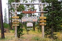 Chilko River Lodge, Chilko Lake