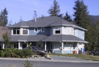 Kidd's B&B, Lake Cowichan