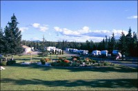Dave's RV Park and Campground, Vanderhoof