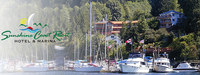 Sunshine Coast Resort & Marina, Ralph Linnmann, Pender Harbour