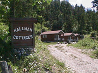 Kallman Cottages, Golden