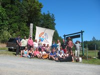 Red Cedar Songwriter Camp, Southern Gulf Islands