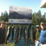 Slivers Charters Salmon Sport Fishing, Port Alberni