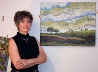 Christy Mitchell Fine Art, Christy  Mitchell, Courtenay
