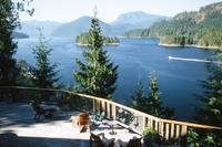 West Coast Wilderness Lodge, Egmont