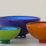 KilnArt Glass Studio, Jo Ludwig, Cowichan Valley