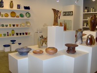 Gallery of BC Ceramics, Sharon Cohen, Granville Island