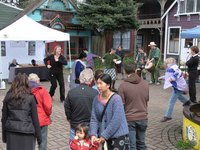 Junction Artists' Market, Cowichan Bay