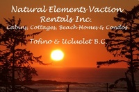 Natural Elements Vacation Rentals Inc, Tofino - Ucluelet - Pacific Rim