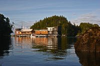 Ole's Hakai Pass Fishing Lodge, Hakai Pass