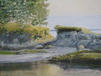 Oakwinds Studio, Gerald Fleming, Saanich
