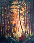 Firesign Art and Design , Nanci Cook, Quadra Island