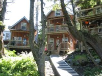 The Cabins at Terrace Beach, Ucluelet