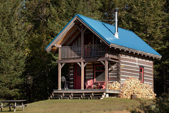 Mitchell River Cabin