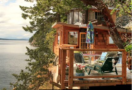 Hornby Island Bed And Breakfast Bc