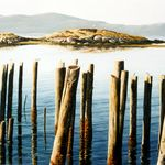 Stillwater Studio Fine Art, Joanne Clark, Powell River