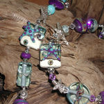 Creative Spirit Glass Bead Studio, Wendy Adams, Comox Valley
