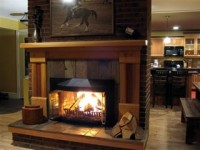 Auberge Kicking Horse B&B, Marie-France Lessor, Golden