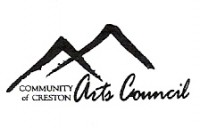 Community Arts Council of Creston, President - Maureen Cameron, Creston