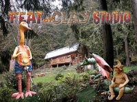 Feat of Clay Studio, Linda Richter, Cowichan Valley