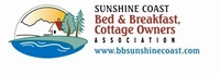 Sunshine Coast Bed & Breakfast, Cottage Owners Association, Sechelt