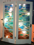 Synergy Glass and Creative, Thetis Island