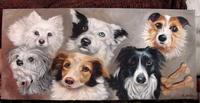Pet Paintings, Coquitlam