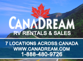 CanaDream RV Rentals & Sales, Delta