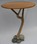 RockandWood Furniture Gallery, Mark Huxter, Powell River