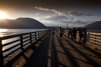 Shuswap Tourism, Salmon Arm