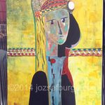 Jozsef Burge Gallery, Jozsef Burge, Vancouver Downtown