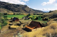 Historic Hat Creek Ranch, Cache Creek
