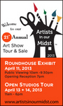 Artists in our Midst - Open Studios