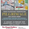 PILGRIMAGE art exhibition opening